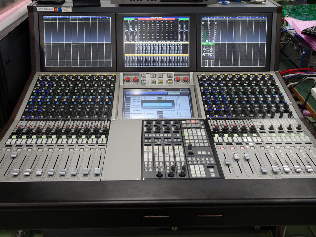 放送局内システム設計イメージ